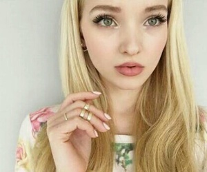 dove cameron, dove, and makeup image