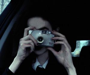 camera, car, and grunge image