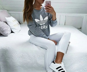 cap outfit adidas image