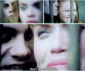 lydia, insatiable, and void stiles image