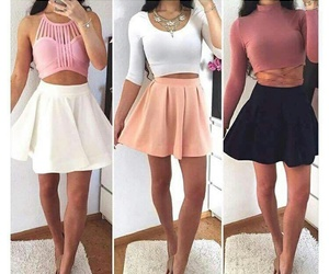 outfit, summer, and cute image