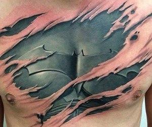 batman and tattoo image