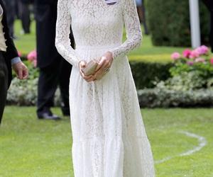 british, dress, and royal image