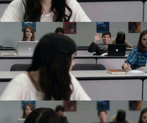 lily collins, logan lerman, and stuck in love image