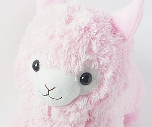 pink, kawaii, and cute image