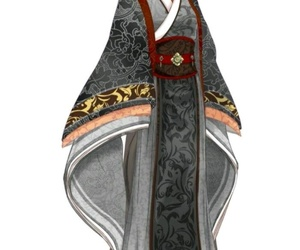 anime girl, chinese, and clothes image