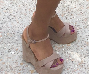beautiful, girls, and shoes image