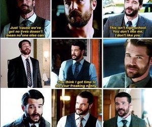 quote, series, and frank delfino image