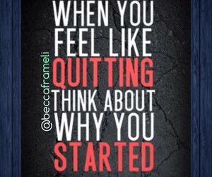 quote and quitting image