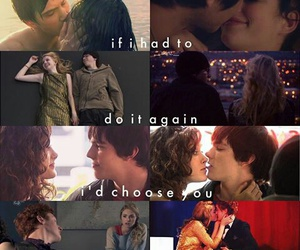 skins, cassie and sid, and effy and freddie image