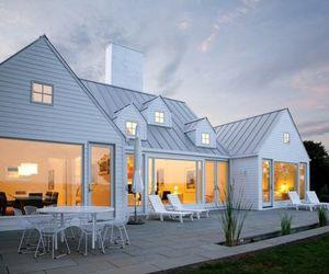 hamptons, house, and pretty image