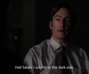 hail satan and better call saul image