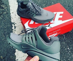 nike, presto, and sneakers image