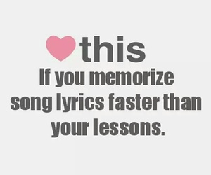 song, lessons, and Lyrics image