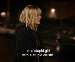 girl, crush, and movie image