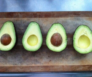 avocado, fit, and FRUiTS image