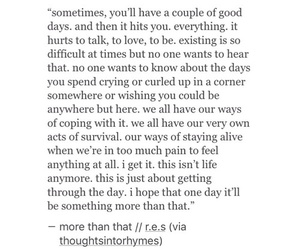 sad, quotes, and love image