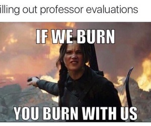 college, finals, and funny image