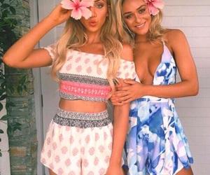 fashion, summer, and girls image