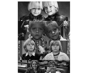 child, zack and cody, and dylan sprouse image