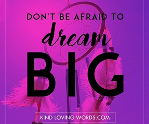 Dream, you can do it, and no more fear image