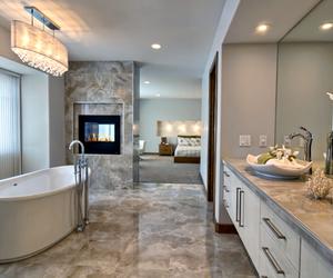 home, bathroom, and luxury image