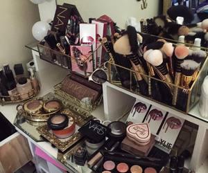 makeup, cosmetics, and nars image