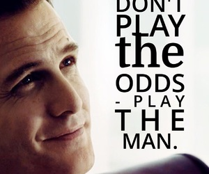 easel, quote, and suits image