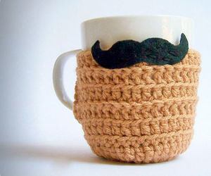 cute and mustache image