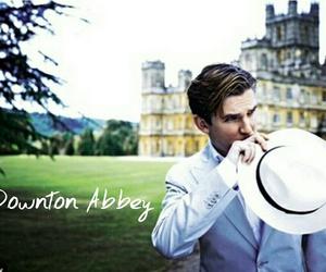 dan stevens and downton abbey image
