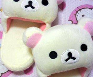 cute, kawaii, and rilakkuma image