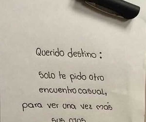 love, destino, and frases image