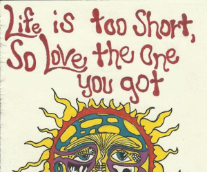 sublime, quotes, and life image