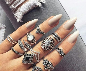 nails nude want image