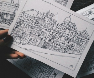architecture, art, and artwork image