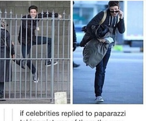 grant gustin, funny, and flash image
