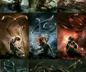 shadowhunters, book, and the mortal instruments image