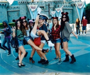 disney, funny, and girls image