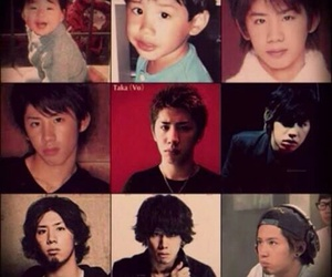 singer, one ok rock, and taka image
