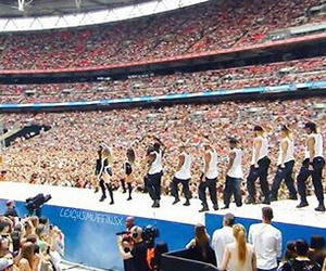 salute, little mix, and summertime ball 2016 image