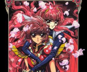 magic knight rayearth and hikaru shidou image