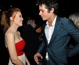holland roden, stydia, and teen wolf image