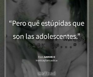 aaron, book, and frase image