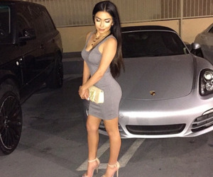 aesthetics, dress, and car image
