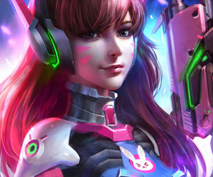 art and overwatch image