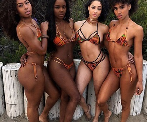 black black black, beauty beautiful, and fashion fashionista image