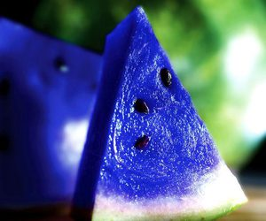 blue, yummy, and colors image