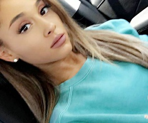 arianagrande and love image