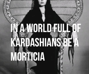 addams, black, and death image