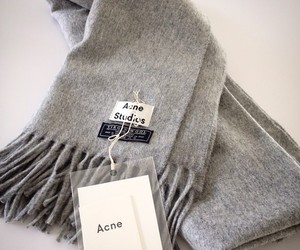 fashion, acne, and grey image